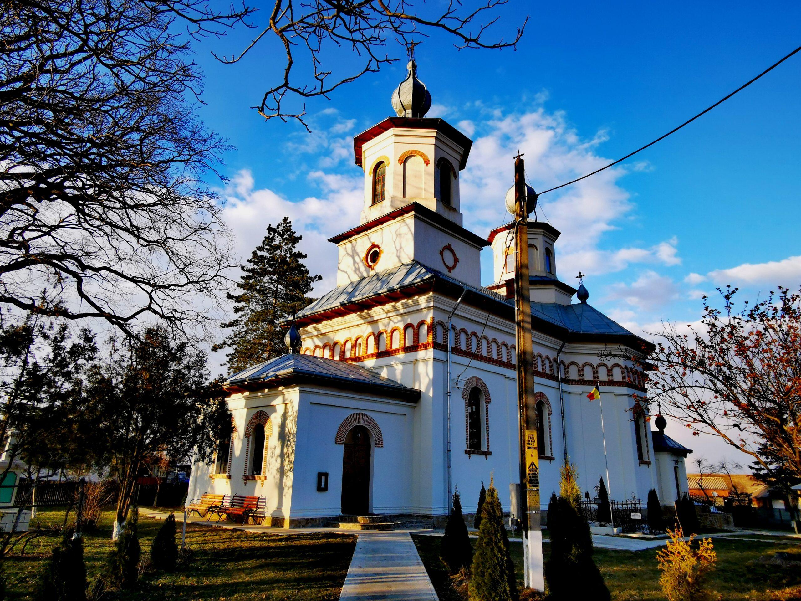 Biserica Sfantul Ilie - Cristesti (Foto: Ionut Tăbultoc)
