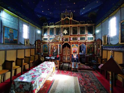 Biserica de lemn din Cristesti (3)
